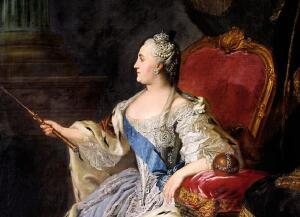 Над чем смеялись Екатерина Великая и ее современники?