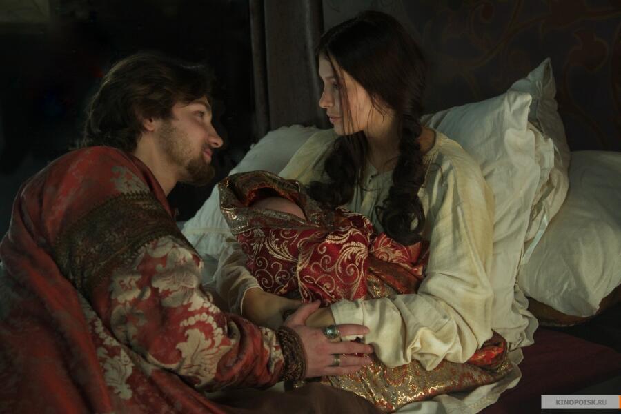 Кадр из сериала «София»