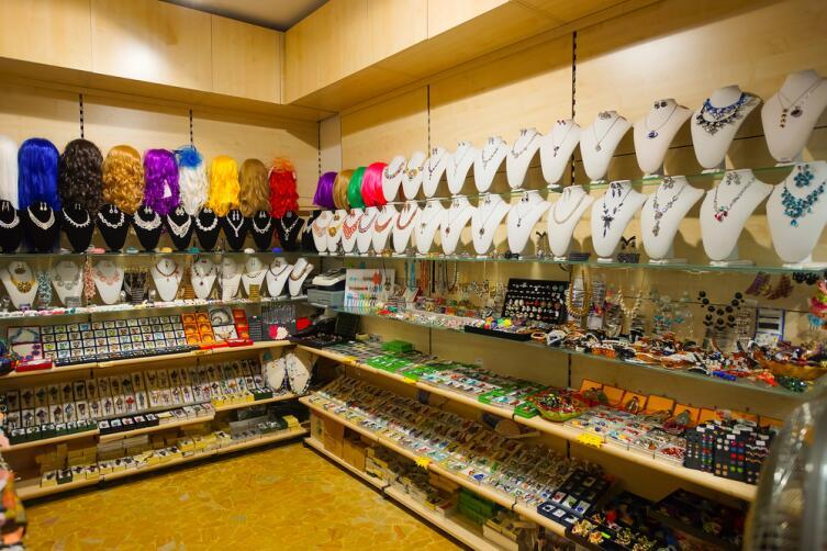 Как в магазинах защищают товары от кражи?