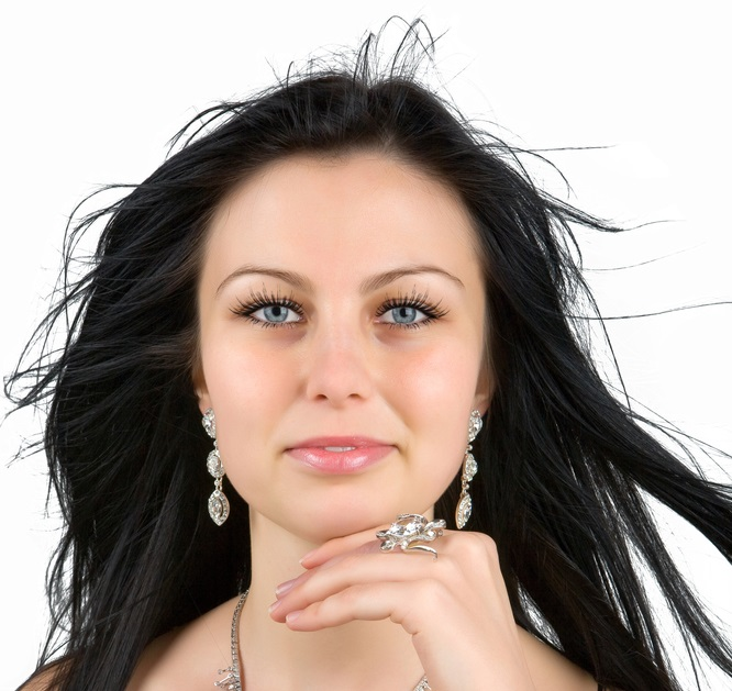 Каким должен быть макияж для глаз с нависшим веком?