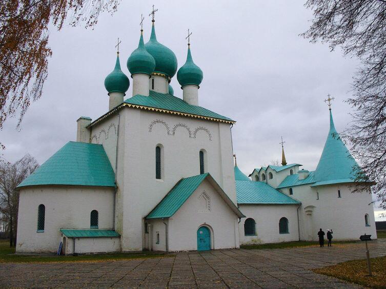 Храм Сергия Радонежского на Куликовом поле, построенный по инициативе С. Д. Нечаева