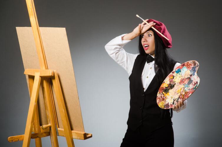 Вы умеете рисовать? Да!
