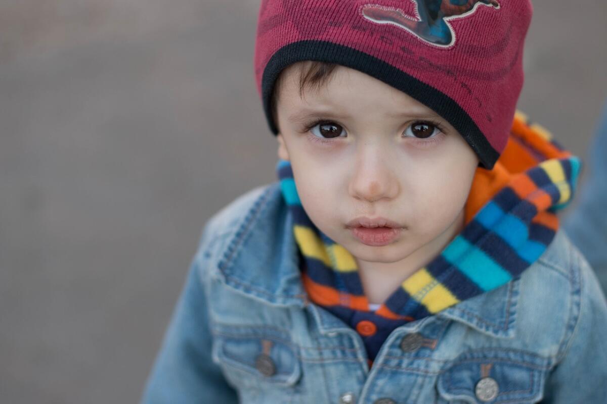 Зачем ребенку идентификационный браслет?