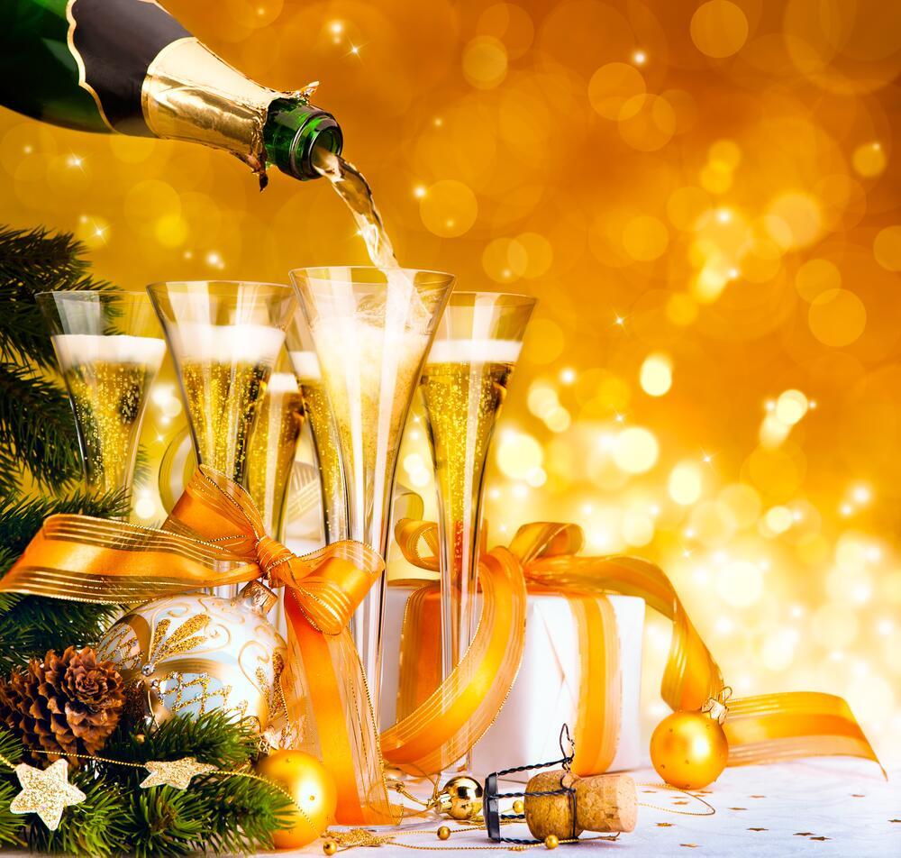 Чем полезно шампанское?