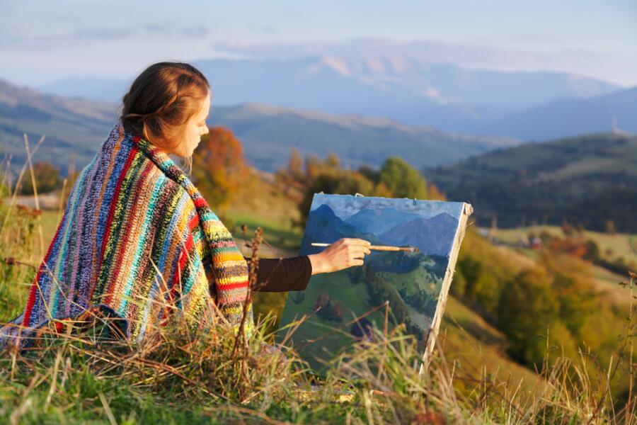 Что такое живопись на пленэре? Советы дилетанта