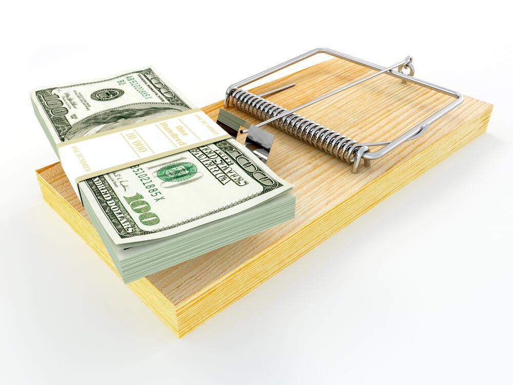 Памятка берущему кредит. Сколько стоят жадность, глупость и эго?