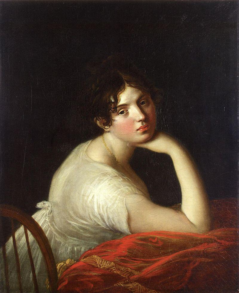 С. Тончи, «Мария Антоновна Нарышкина»