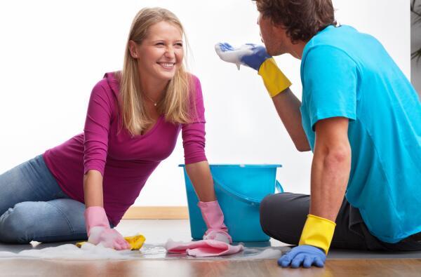 Как быстро навести порядок в квартире?