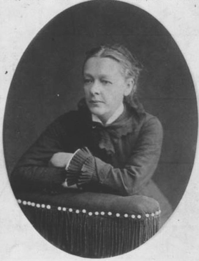 Мария Васильевна Трубникова