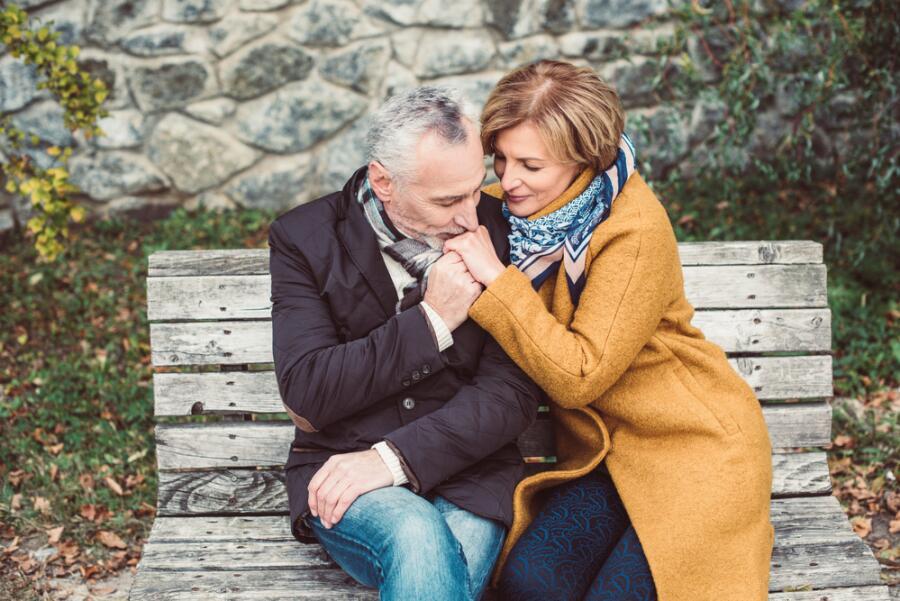 Где прячется любовь на склоне лет? Сентиментальная зарисовка