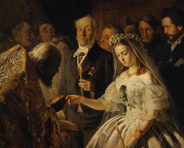 Как художник Василий Пукирев предугадал свою судьбу картиной?