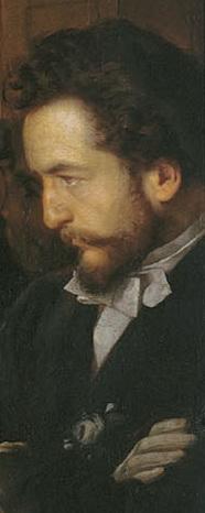 В. В. Пукирев, «Неравный брак», фрагмент, 1862 г