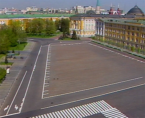 Ивановская площадь, Москва