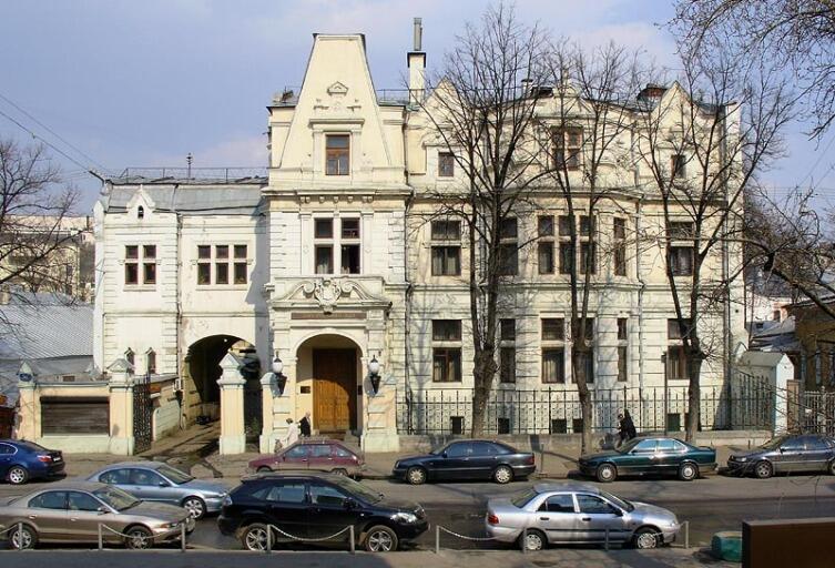 Центральный дом литераторов в Москве