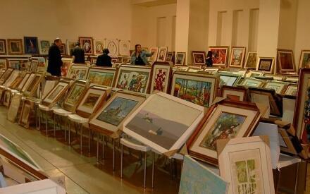Картинки с выставки, или Как покупают шедевры?