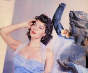 Как Ава Гарднер стала первой брюнеткой Голливуда?
