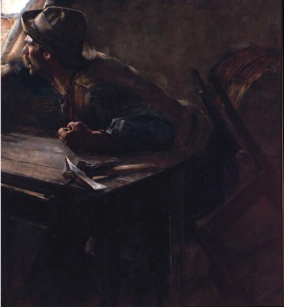 Эрнесто де ла Каркова, «Без хлеба, без работы», фрагмент