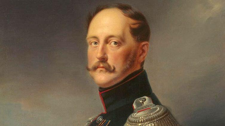 Ф. Крюгер, «Николай I»