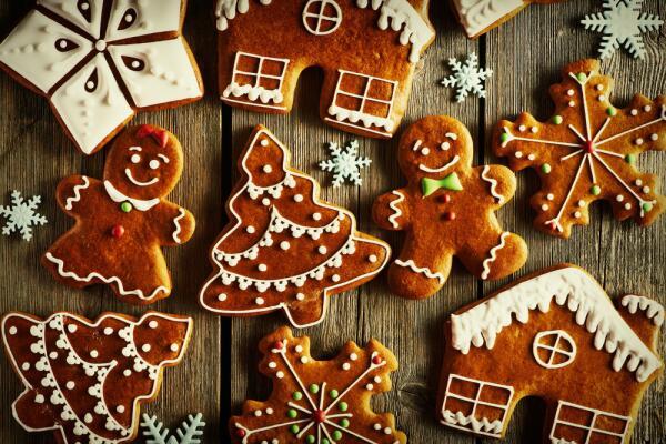 Как это - печенье с перцем? Пипаркукас на Новый год