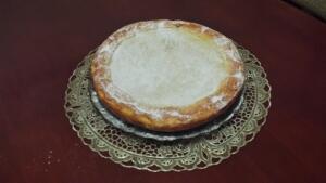 Как приготовить волшебное пирожное?