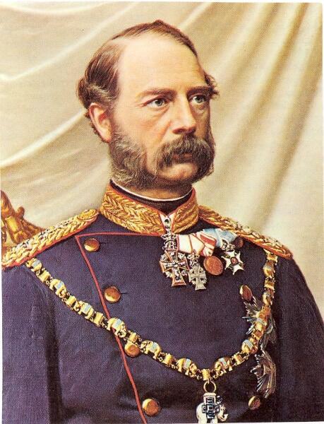 Кристиан IX тесть Александра III