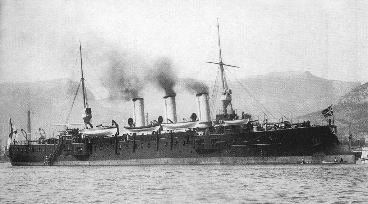 Крейсер «Светлана»