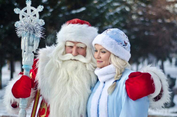 А какая твоя новогодняя сказка?