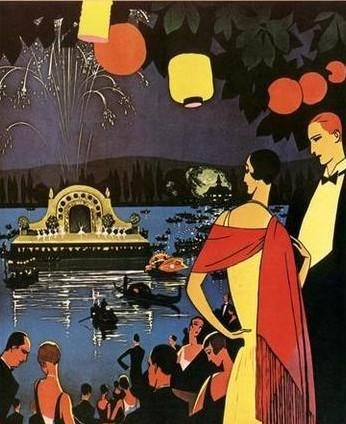 Обложка книги Фицджеральда «Ночь нежна»
