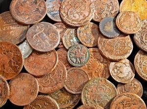 Что общего у монеты с... электроном? Из истории происхождения «денежных» слов