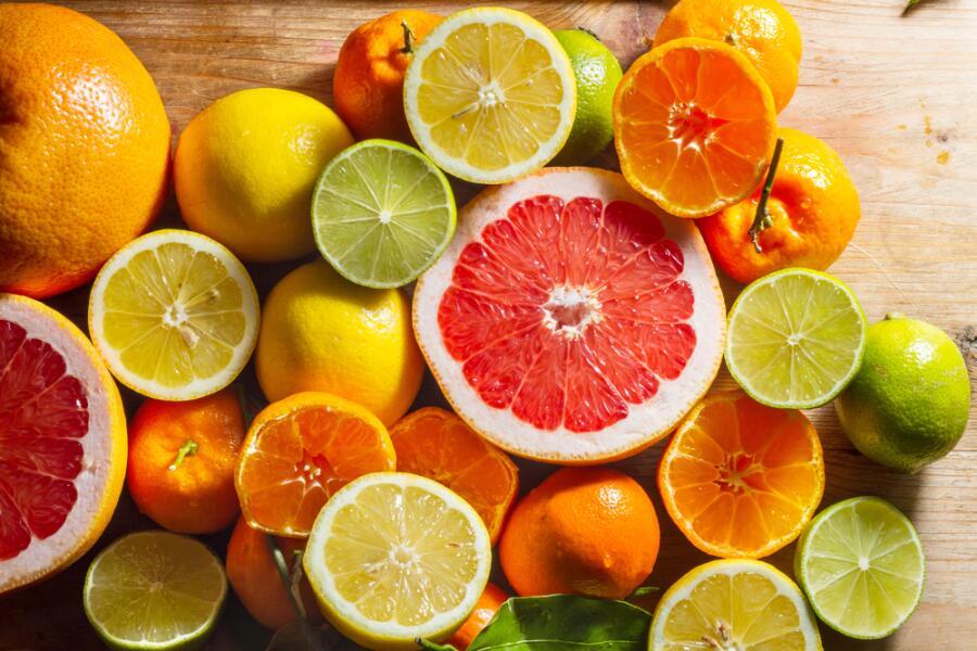 Чем полезны цитрусовые?