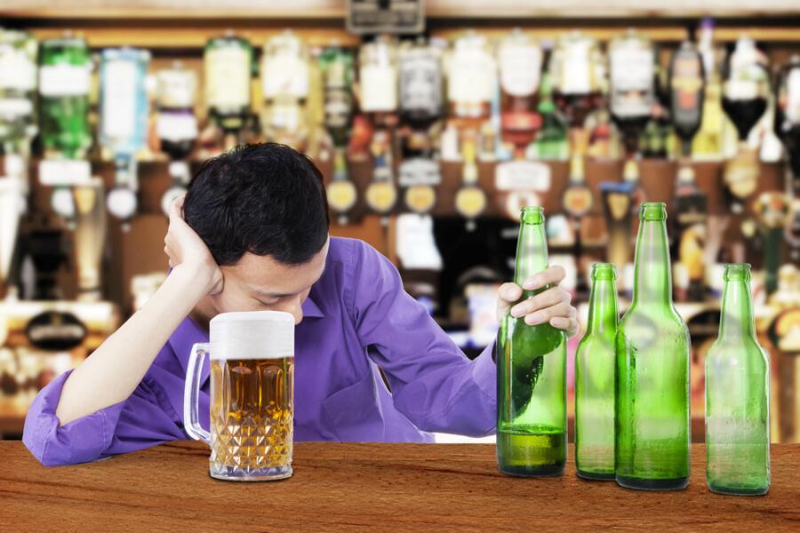 Почему трудно отказаться от алкоголя и наркотиков?