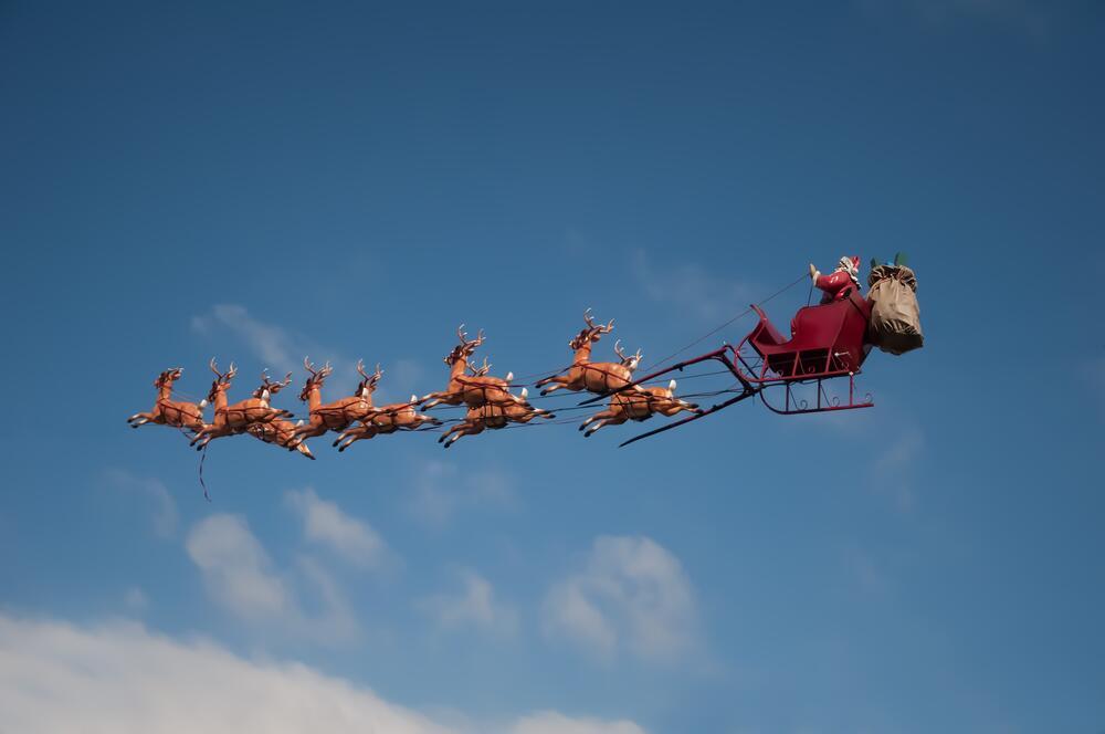 Как появился Санта-Клаус?