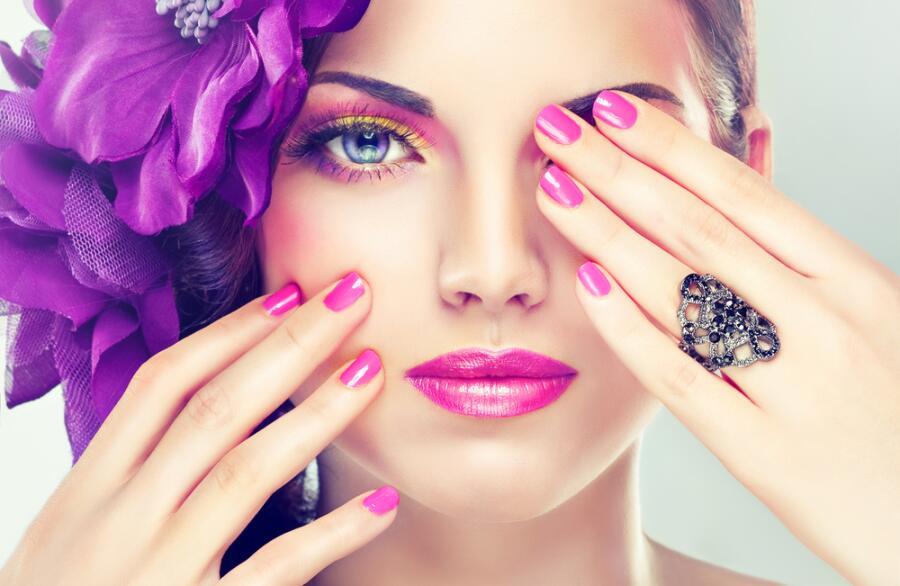 Что может рассказать о женщине форма ее ногтей?