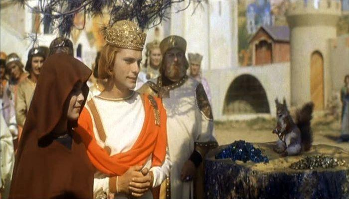 Кадр из к/ф «Сказка о царе Салтане», 1966 г.