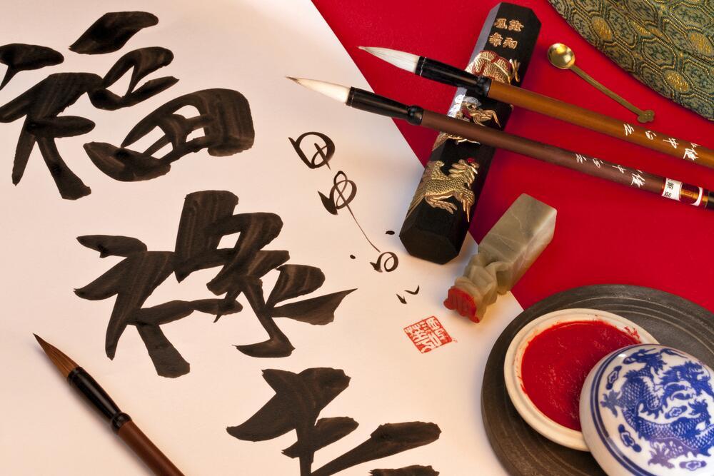 китайский язык картинки
