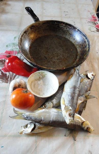 Рыбы той в Таганроге!! И не только её...