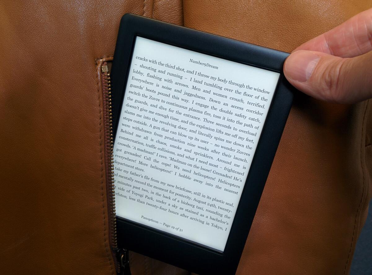 Почему печатные книги лучше электронных?