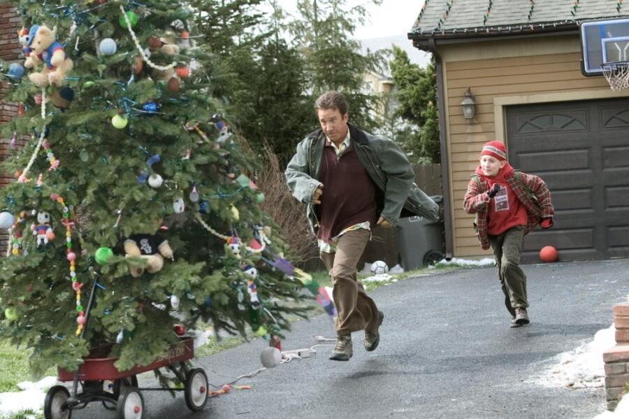 Кадр из к/ф «Рождество с неудачниками»