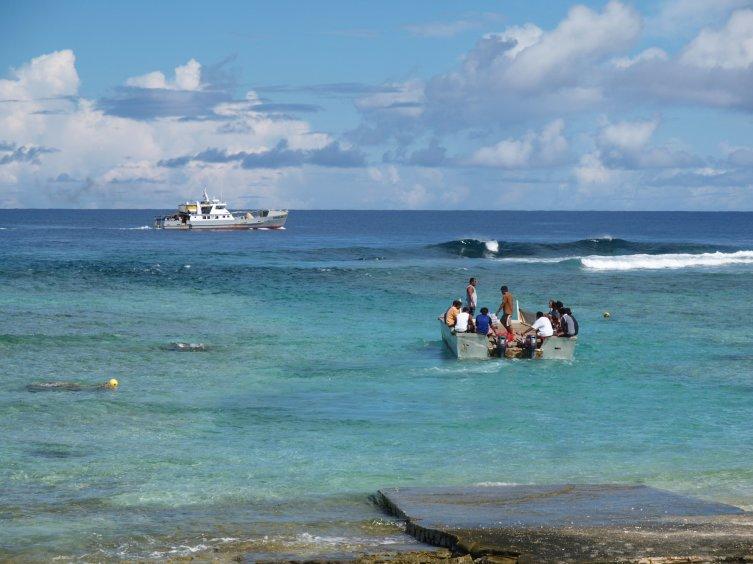 Островетяне Токелау