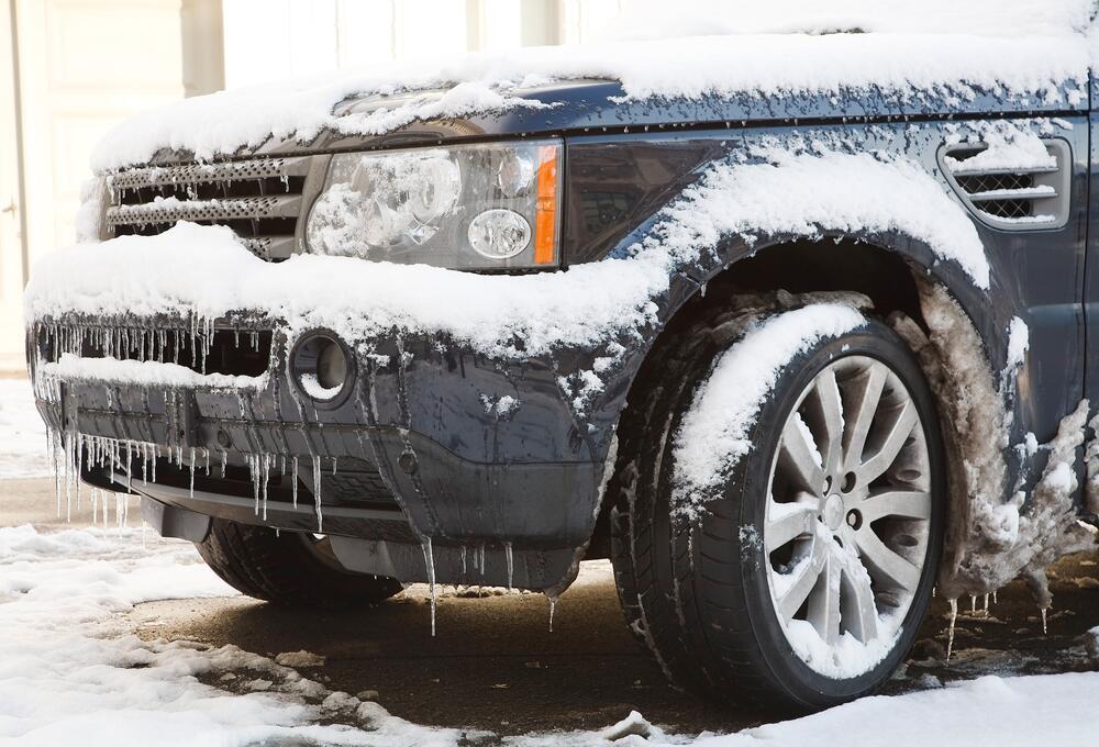 Что нужно знать автолюбителю для езды по-зимнему?