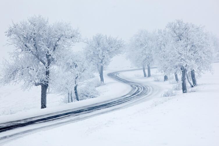 Любопытные факты о снеге