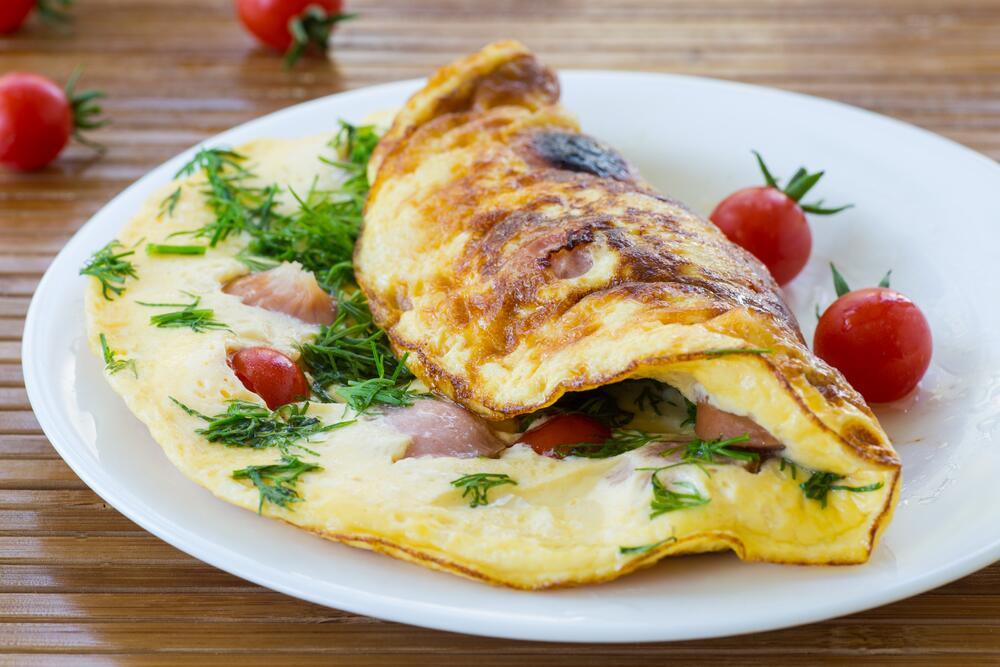 Яйца на завтрак - лучшая диета?