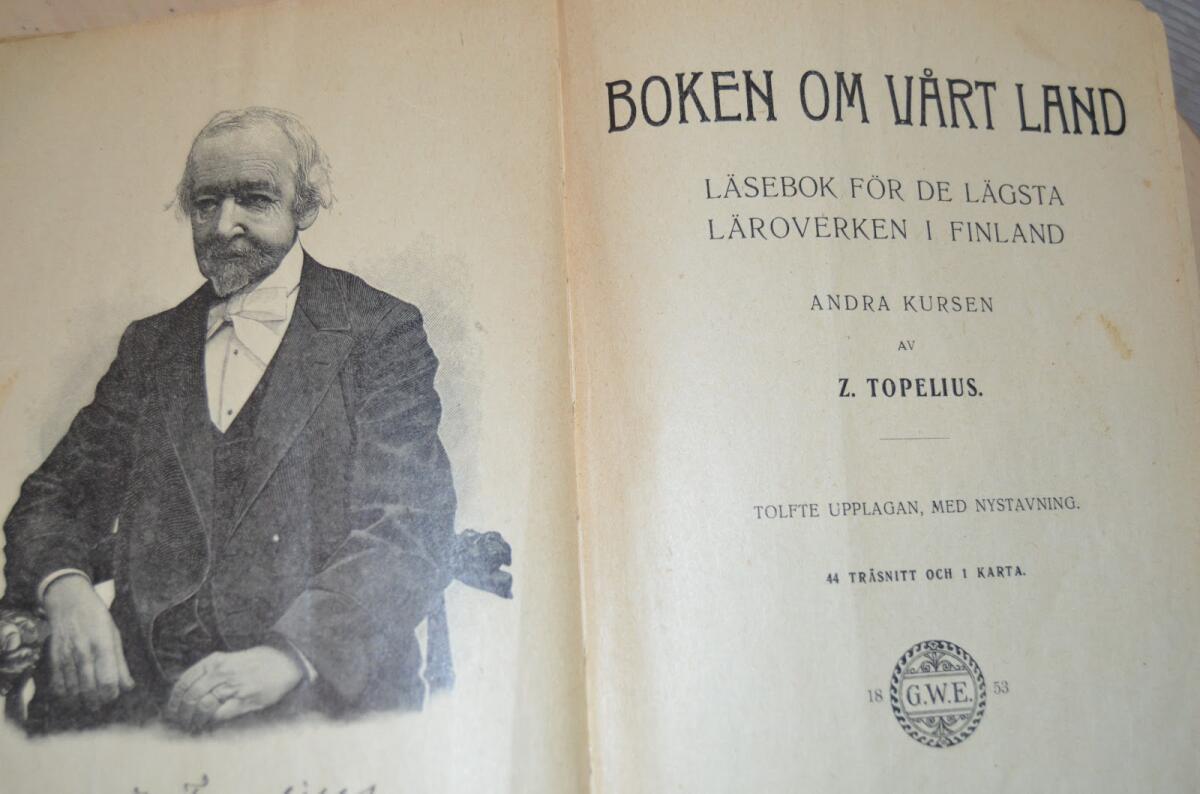 «Книга о нашей стране» Топелиуса