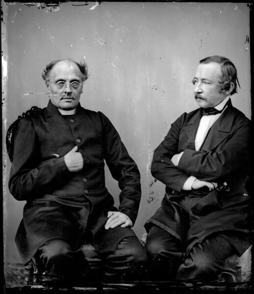 Два великих финских писателя - Й.Л.Рунеберг и С.Топелиус