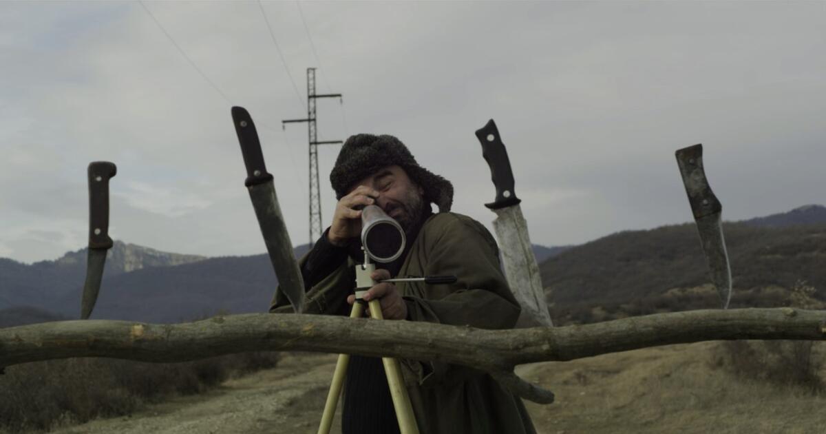 Кадр из к/ф «Прадед», 2013 г.