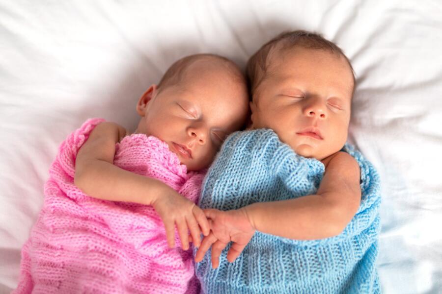 Кто родится - мальчик или девочка? Вот в чем вопрос...