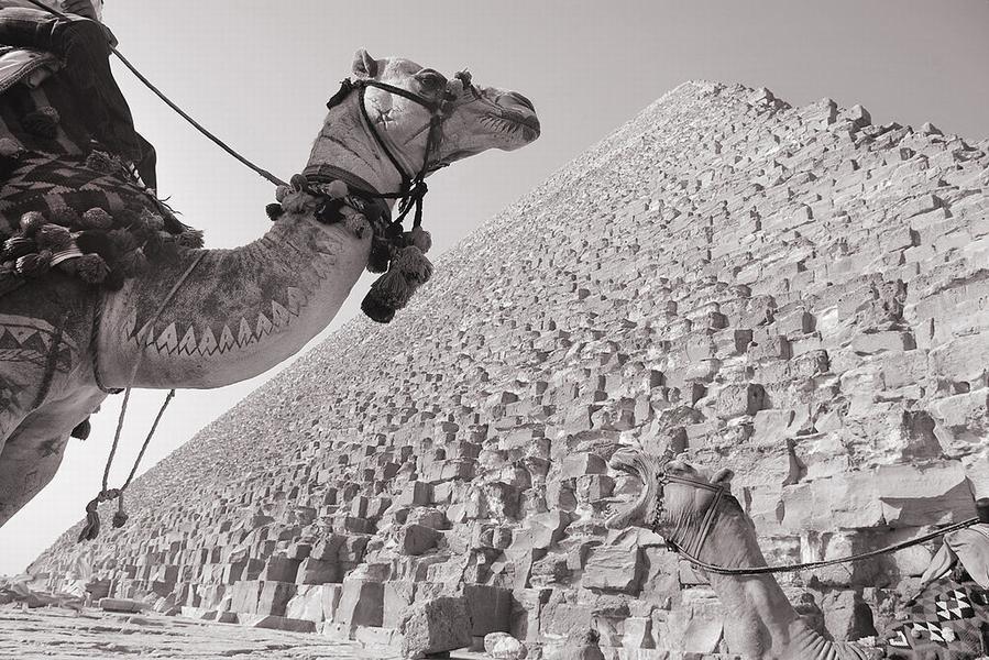 Египетская пирамида