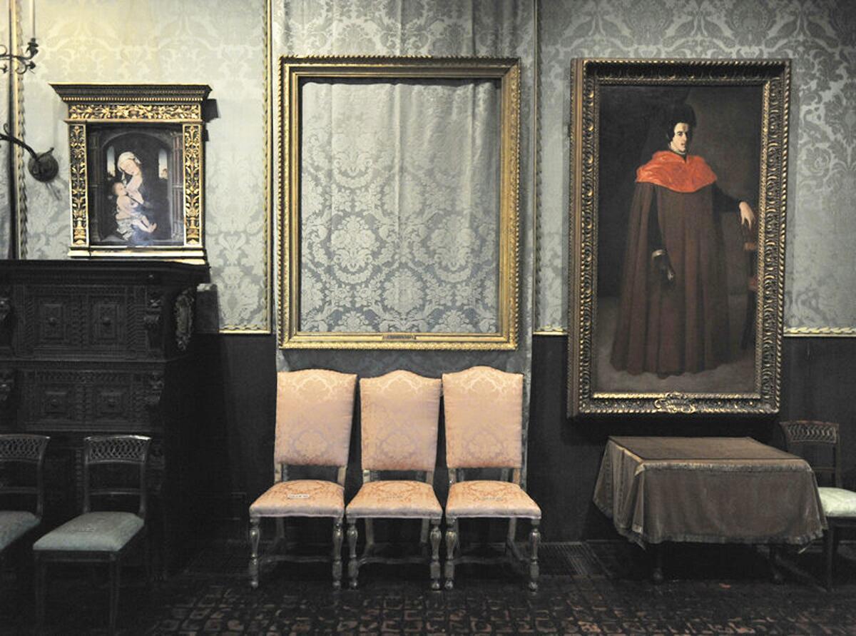 Музей Изабеллы Стюарт Гарднер