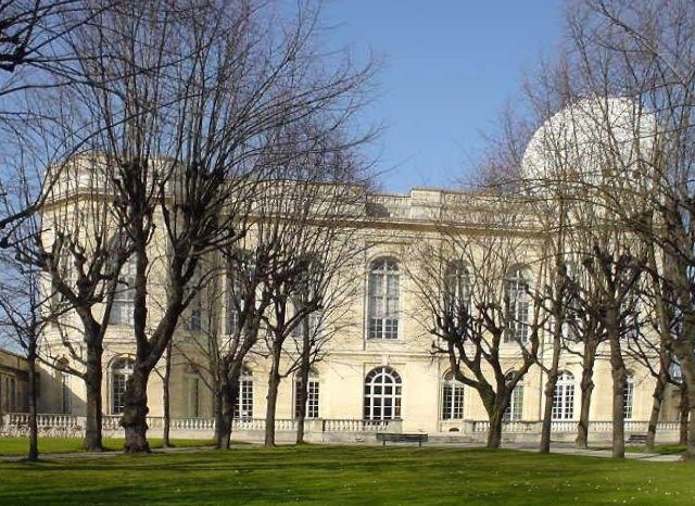 Парижская обсерватория, южный фасад