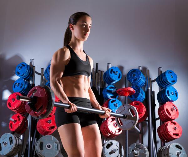 Чем полезна тяжёлая атлетика?